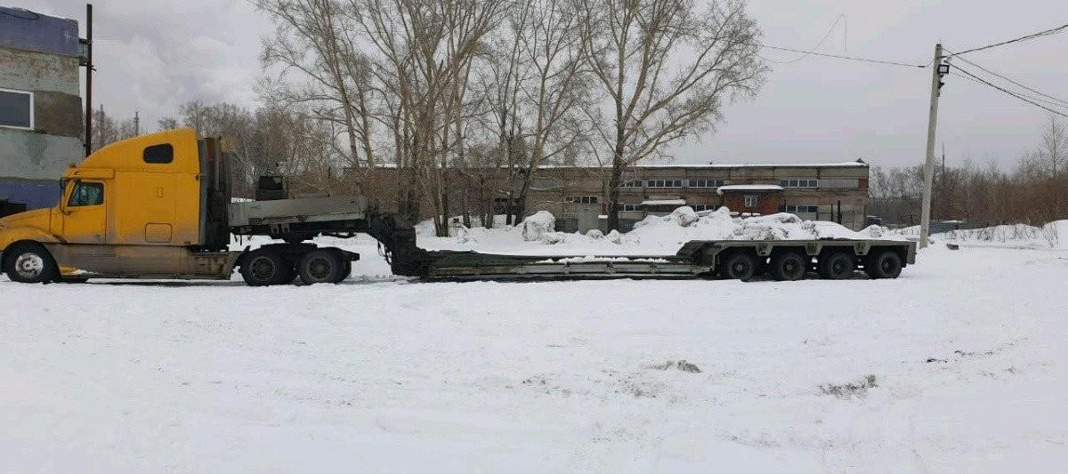 Перевозки негабаритных грузов - Кемерово, цены, предложения специалистов