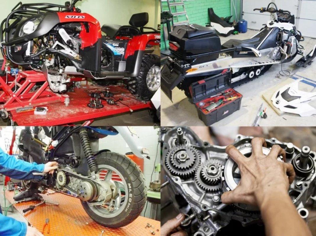 Диагностика мотоцикла своими руками