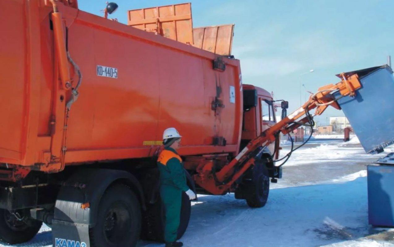 Вывоз твердых бытовых отходов Эко-Транс - Новокузнецк, цены, предложения специалистов