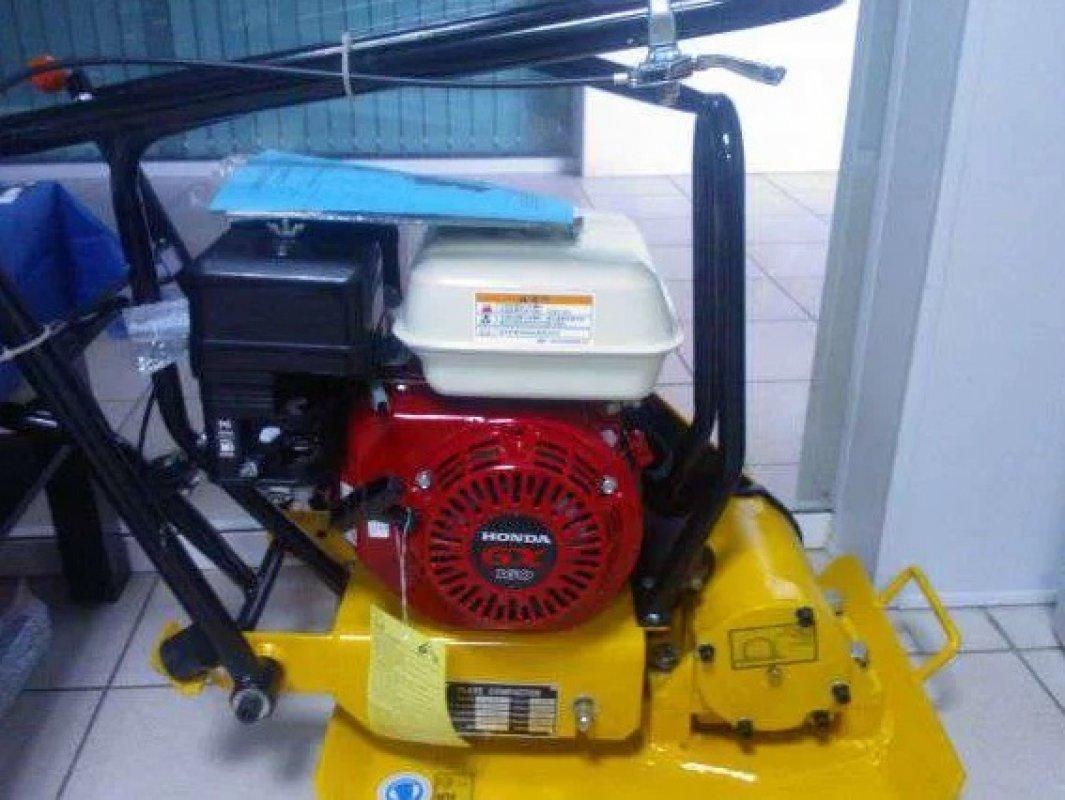 Виброплита HONDA GX160/DIAM VM-80/5,5 заказать или взять в аренду, цены, предложения компаний