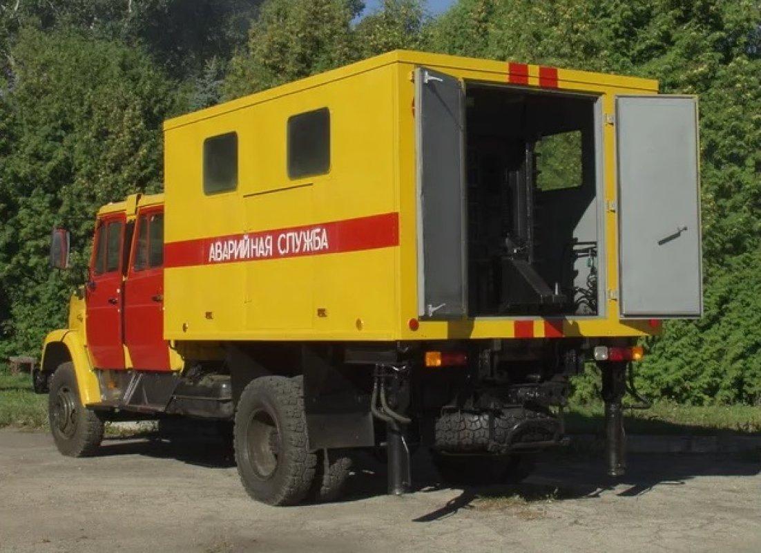 Аварийно-ремонтная машина ГАЗ заказать или взять в аренду, цены, предложения компаний