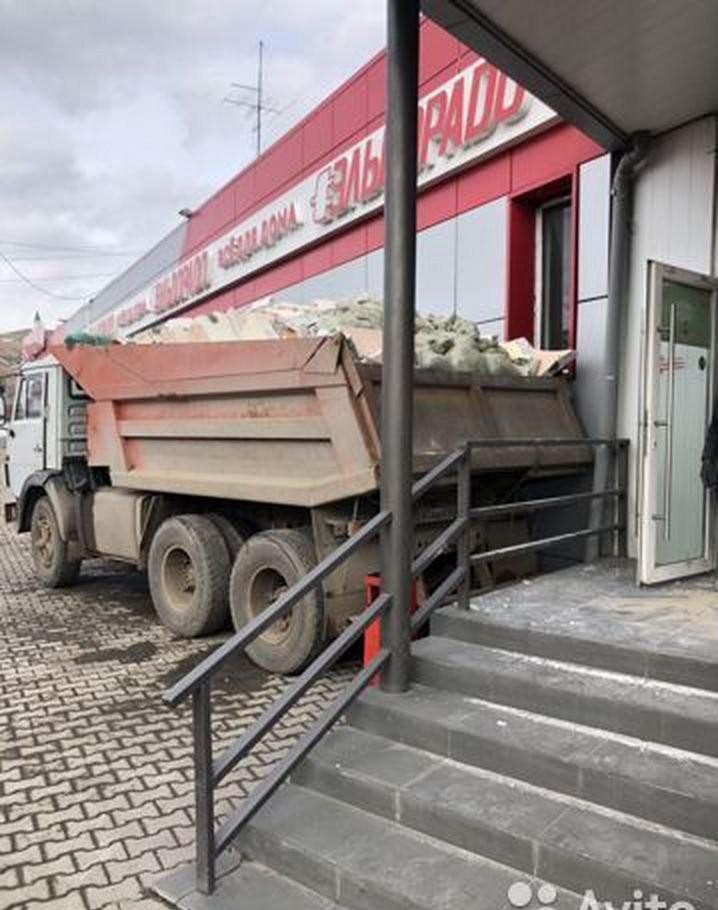 Вывоз строительного мусора камаз, демонтаж - Кемерово, цены, предложения специалистов