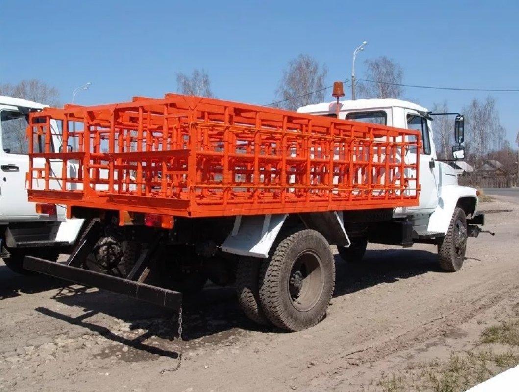 Машина для перевозки газовых баллонов ГАЗ заказать или взять в аренду, цены, предложения компаний