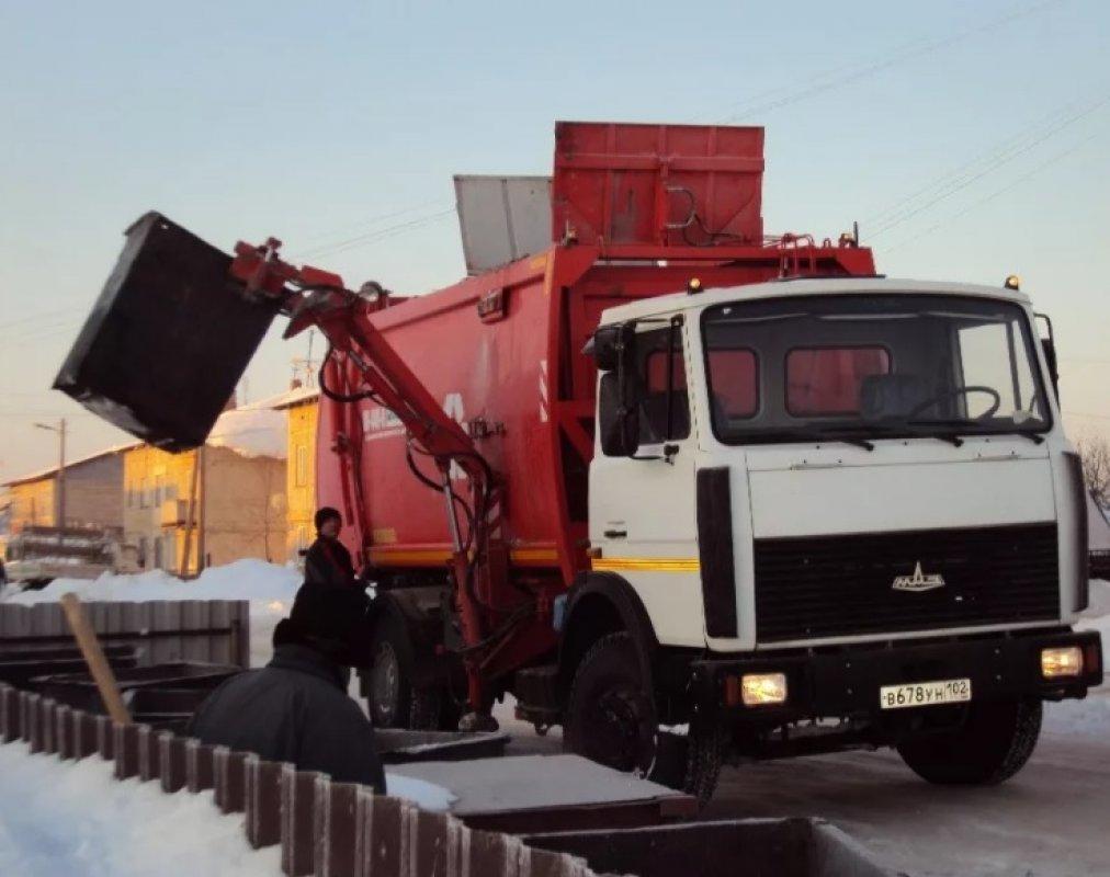 Вывоз твердых бытовых отходов - Новокузнецк, цены, предложения специалистов