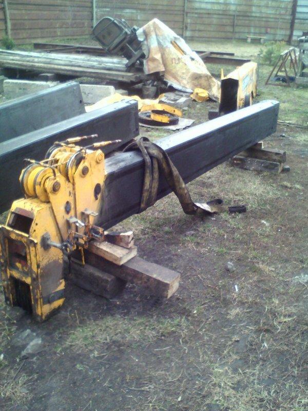 Ремонт стрел манипуляторов КМУ оказываем услуги, компании по ремонту
