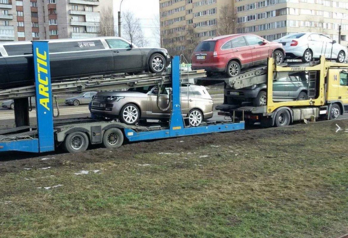 Перевозка автомобилей автовозами до 8 штук. - Кемерово, цены, предложения специалистов